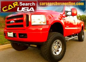 2007 Ford Super Duty F-250