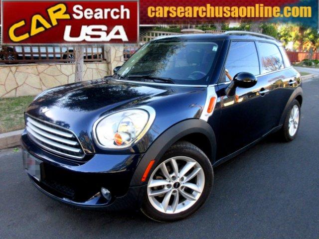 Mini Cooper Usa >> 2012 Mini Cooper Countryman Base Car Search Usa In North