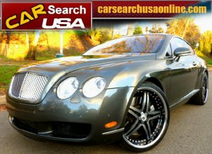 2005 Bentley Continental